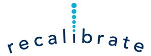 recalibrate logo